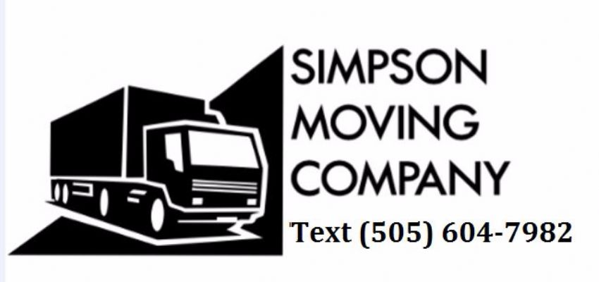 Simpson Moving Company Logo
