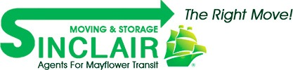 Sinclair Moving & Storage Logo