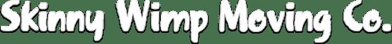 Skinny Wimp Moving Company - Houston Logo