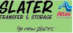 Atlas Van Lines Slater Transfer & Storage  Logo
