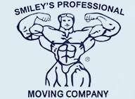 Smiley's Professional Moving Company Logo
