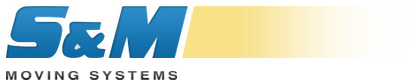 S & M Moving Systems Logo