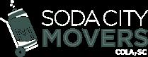 Soda City Movers Logo