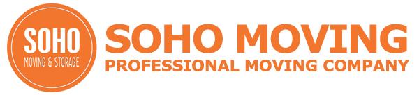 SoHo Moving & Storage, inc. Logo