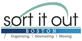Sort It Out Boston - Move Management and Professional Home Organizers Logo