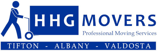 HHG Movers - Your Moving Company Logo