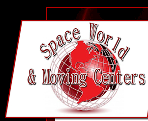 Space World & Moving Center Logo