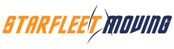 Starfleet Moving Logo