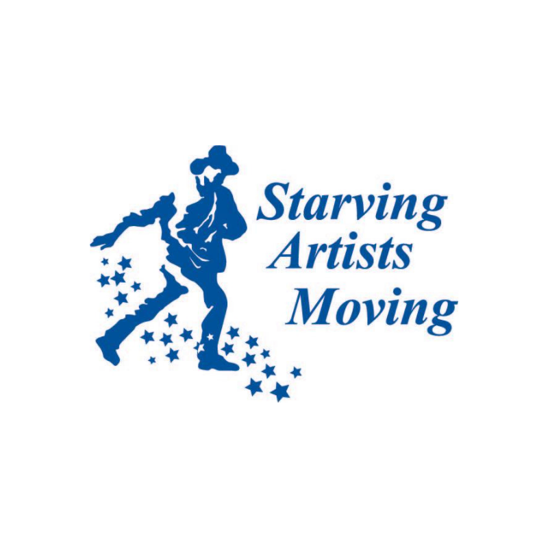 Starving Artists Moving Logo