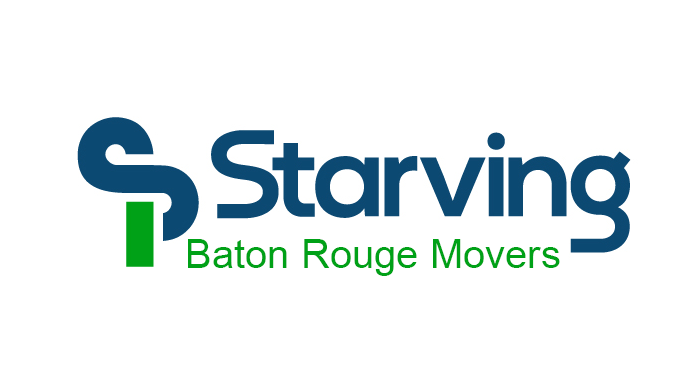 Starving Baton Rouge Movers Logo