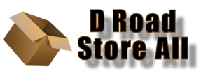 D Road Store All Logo