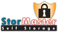 StorMaster Self Storage Logo