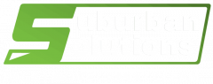 Suburban Solutions Moving and Transport Logo