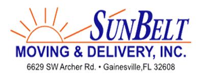 Sunbelt Moving Logo