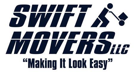 Swift Movers LLC Logo