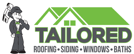 Tailored Roofing and Remodeling LLC Logo
