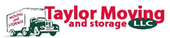 Taylor Moving and Storage LLC Logo