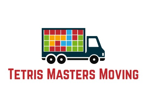 Tetris Masters Moving Logo