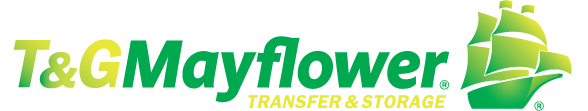 T & G Transfer And Storage Logo