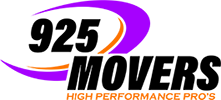 925 Movers Logo