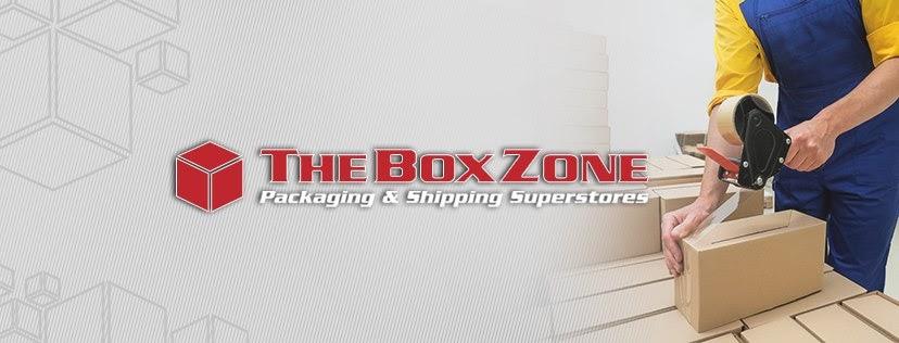 The Box Zone Logo