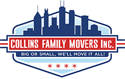 Collins Family Movers Logo
