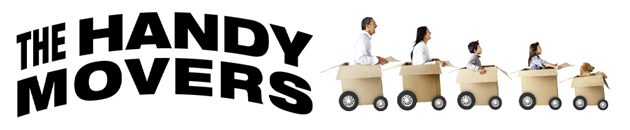The Handy Movers Logo