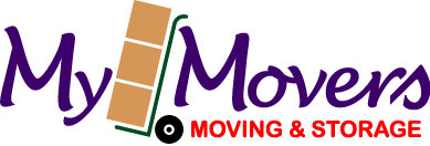 My Movers Moving & Storage Logo