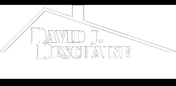 David Deschaine Roofing Logo