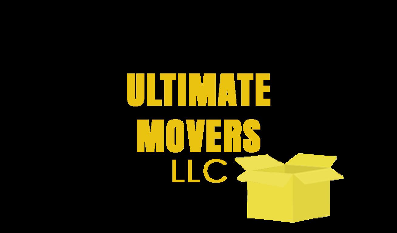 Ultimate Movers LLC Logo
