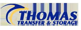 Thomas Transfer & Storage Co.,Inc. Logo