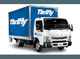 Thrifty Moving Logo