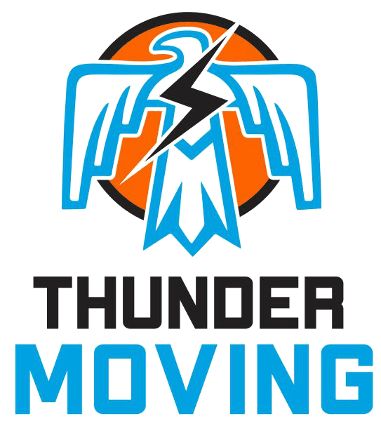 Thunder Moving Logo