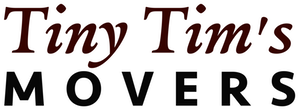 Tiny Tim's Moving & Trucking Logo