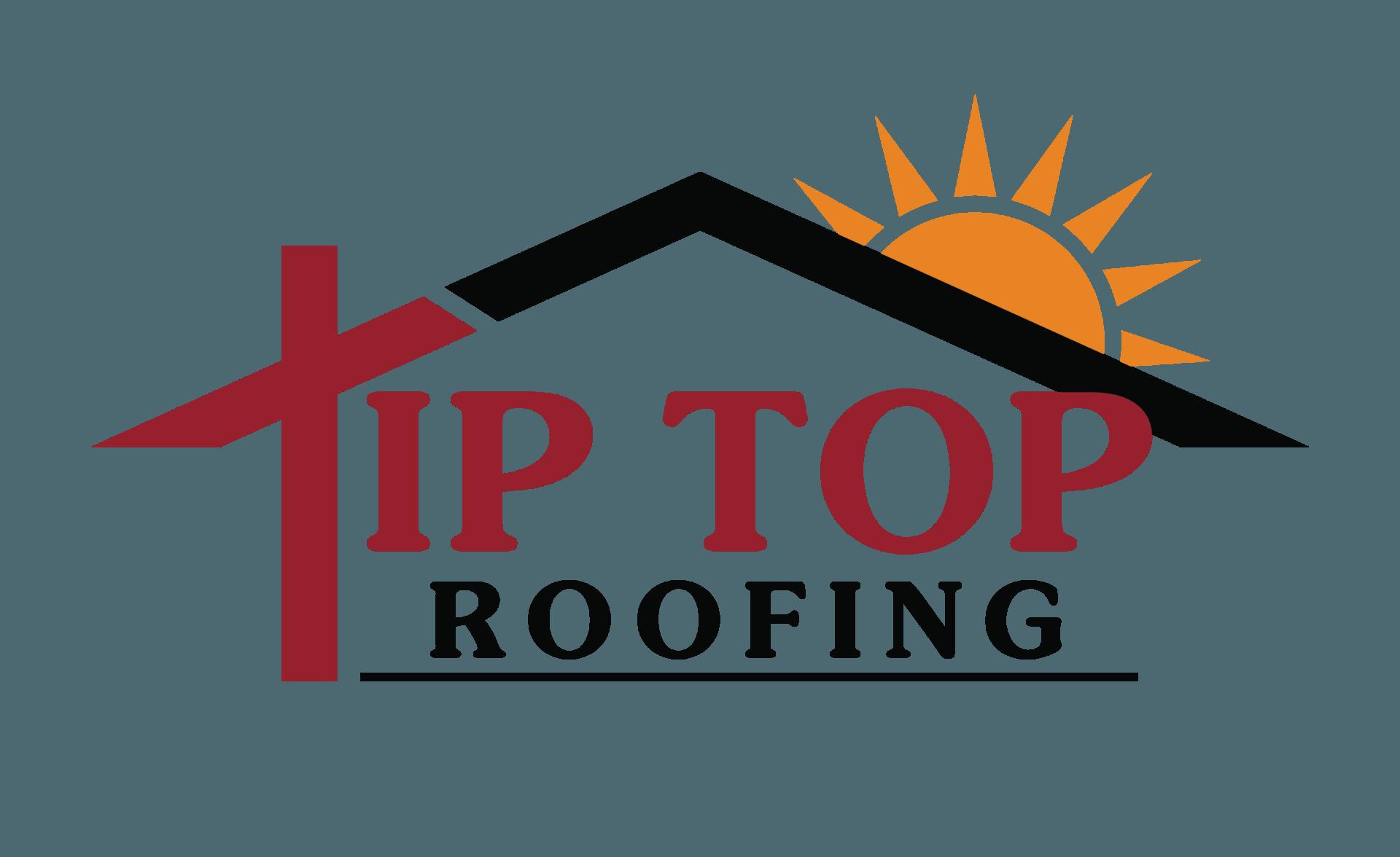 Tip Top Roofing Logo