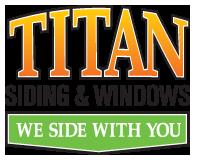 Titan Siding & Windows Logo