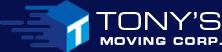 Tonymoving New Brunswick NJ Logo