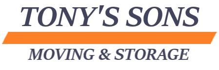 Tony's Sons Moving & Storage Logo