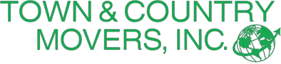Town & Country Movers, Inc. Logo