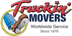 Truckin' Movers Corporation Logo