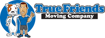 True Friends Moving Company Logo