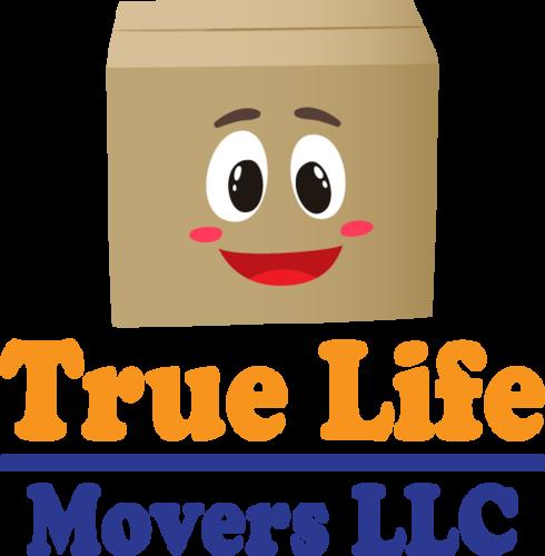 True Life Movers LLC Logo