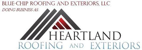 Heartland Roofing & Exteriors Logo