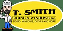 T. Smith Siding & Windows Logo