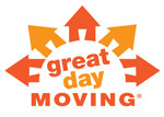 Great Day Moving Logo