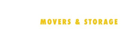 Two Man Movers & Storage Logo