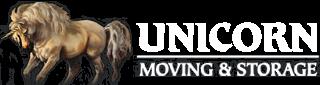 Unicorn Moving & Storage Logo