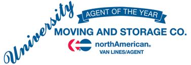 University Moving and Storage Logo