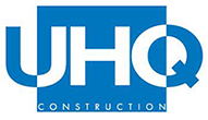 UHQ Construction Logo