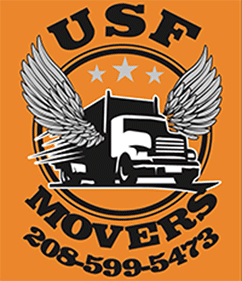 USF Movers & Cleaning Services Logo